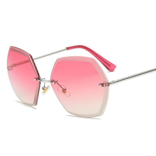 Big Size Fashion Sunglasses - Mix Colors