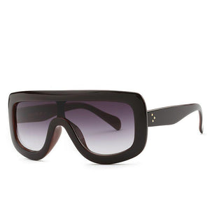 Full Glasses Stylish Sunglasses - Mix Colors