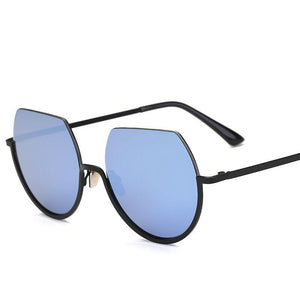 Gold Metal Fashion Sunglasses - Mix Colors