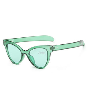 Vintage High Pointed Tip Cat Eye Sunnies - Mix Colors
