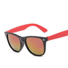Load image into Gallery viewer, Kids Flat Top Shadow Sunglasses - Mix Colors