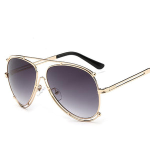 Polarized Sunglasses men Vintage Round Sunglasses - Mix Colors
