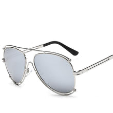 Load image into Gallery viewer, Polarized Sunglasses men Vintage Round Sunglasses - Mix Colors