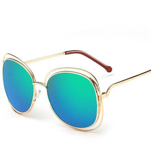 Load image into Gallery viewer, Steampunk Essential Ultra Thin Floating Wire Frame Round Sunnies - Mix Colors