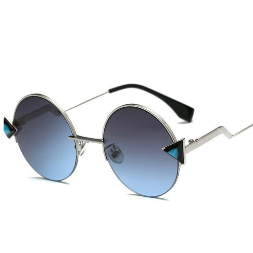 Retro Unisex Sunglasses - Mix Colors