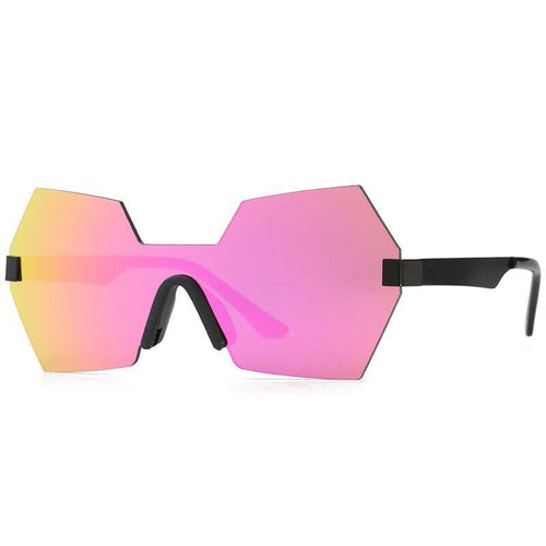 Siamese Fashion Sunglasses - Mix Colors