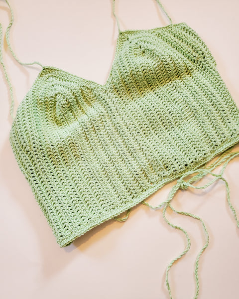 Crocheted Sun Valley Top