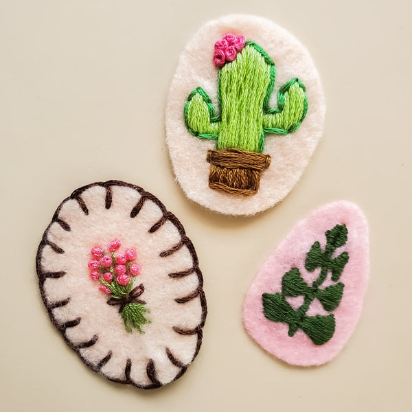 Iron On Patches - Poppysmicks