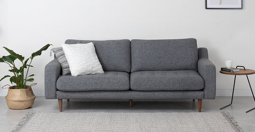 Modsy Grey Sofa