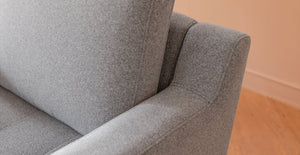 Grey Modular Armchair