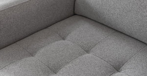 Grey Modular King Sofa