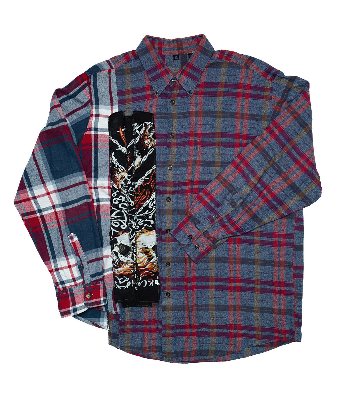 Shirt - Mick - XL oversize