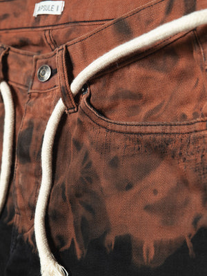 Western rust / adjustable size / FR 42