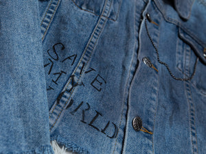 Rework vintage Jacket - Michael - S