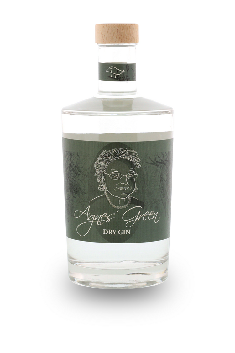 Agnes' Green Dry Gin