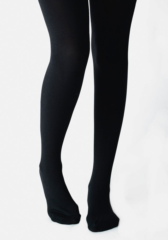 Premium 80 Denier Tights Black