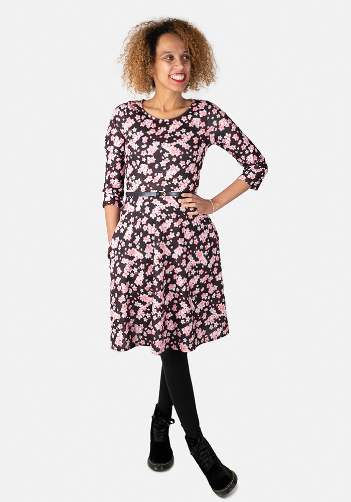 Blossom Cherry Blossom Print Dress