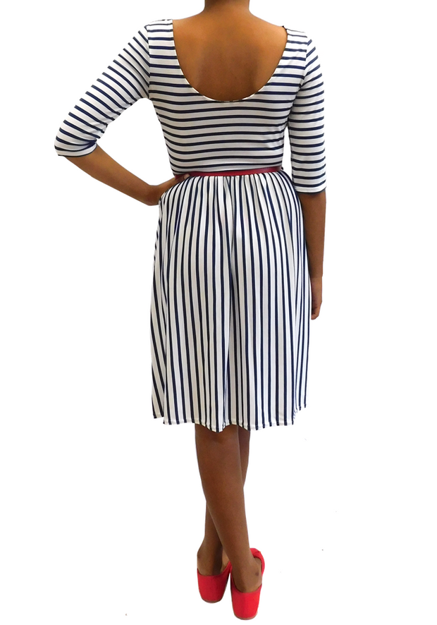 Clemmie Reversible Dress