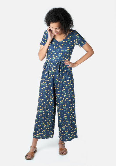 Billie Buttercup Culotte Jumpsuit