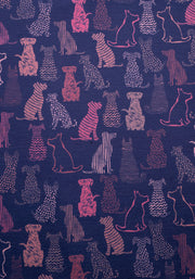 Nala Children's Dog Print Dress