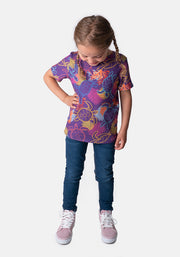 Timmy Turtle Print Children's T-Shirt