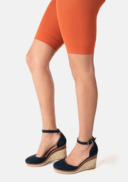 Underpops Anti Chafing Shorts Orange