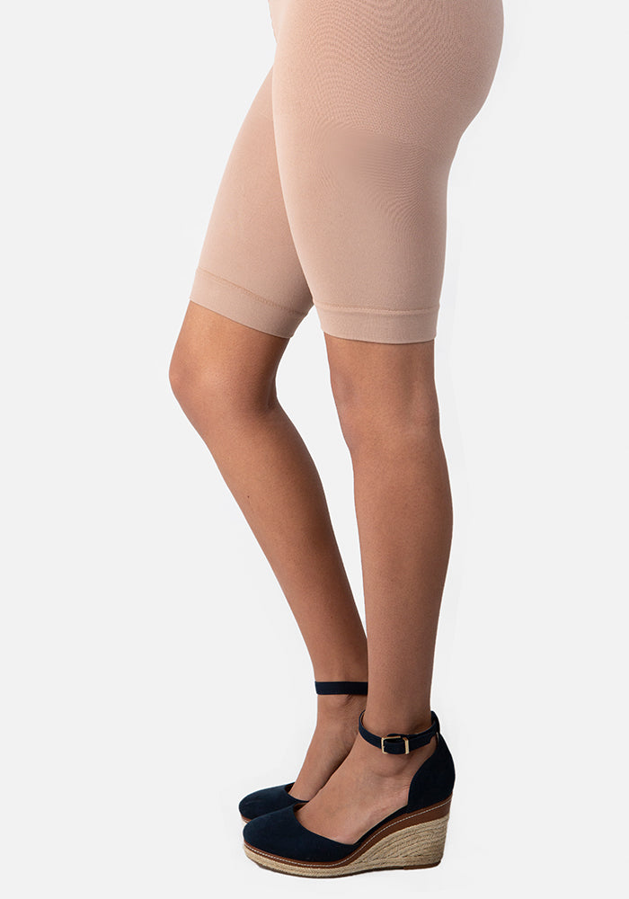 Underpops Anti Chafing Shorts Nude