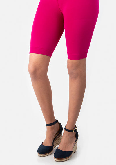 Underpops Anti Chafing Shorts Cerise