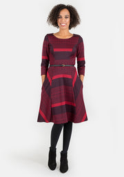 Faye Jumper Dress