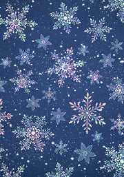 Elsa Children's Snowflake Print Dress