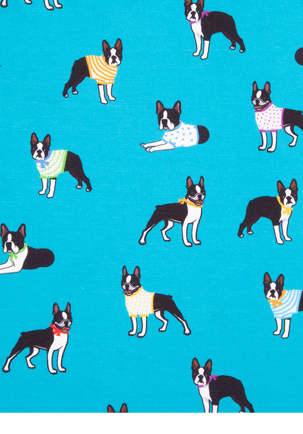 Frenchie Dog Print