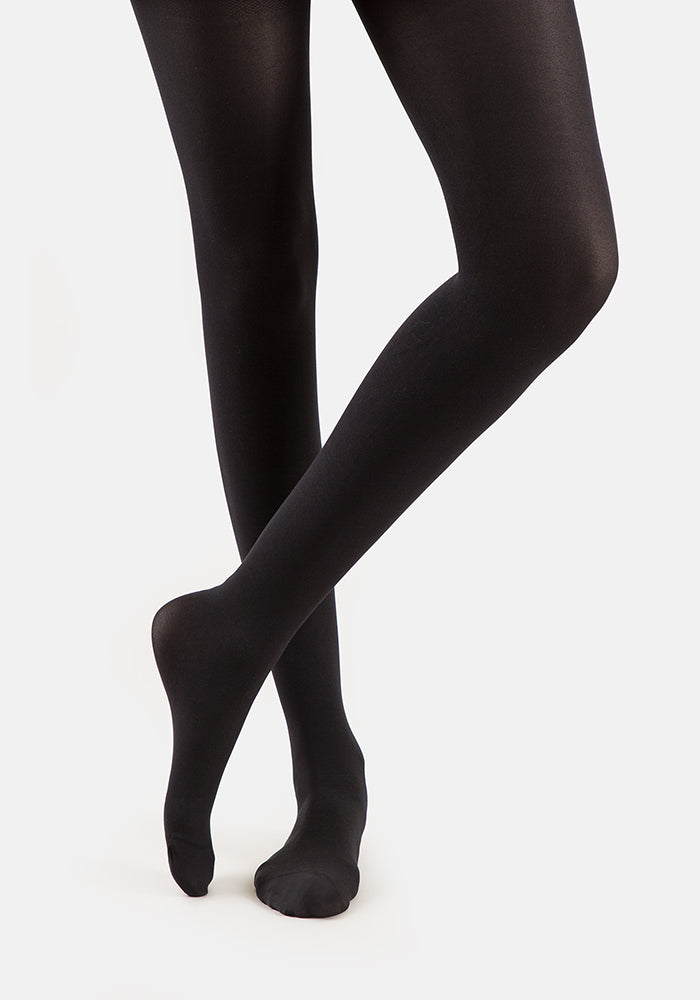 Premium 50 Denier Tights Black