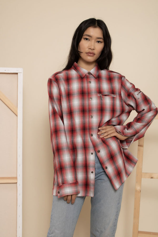 Wrangler x Opening Ceremony Flannel Shirt