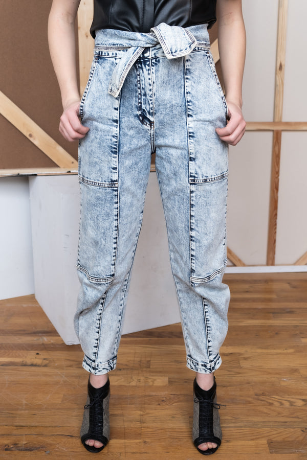 Ulla Johnson High-Waisted Jeans