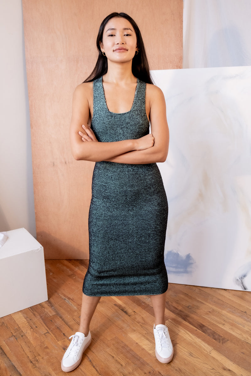 Alexander Wang Knit Midi Dress