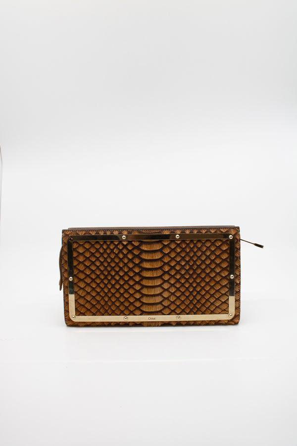 Chloe 'Brendy' Pony Hair Clutch