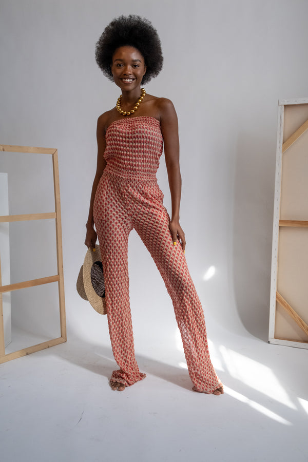 Missoni Mare Knit Jumpsuit