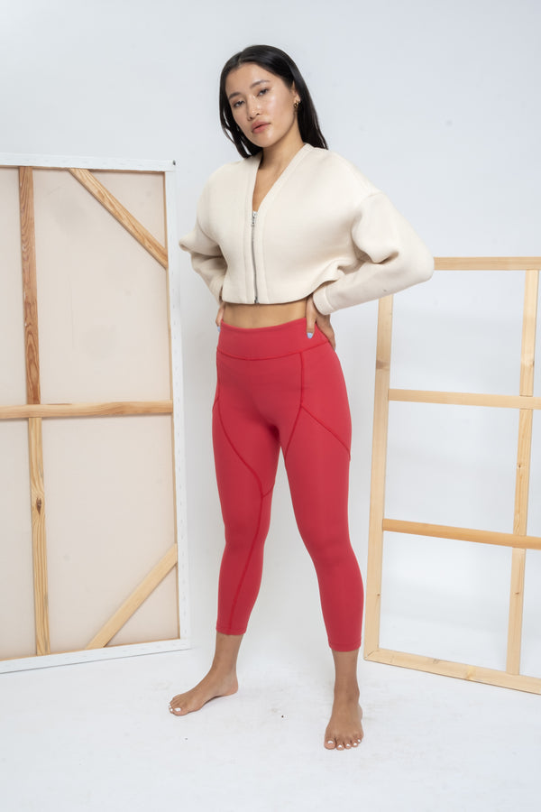 Fendi Logo Legging Pants