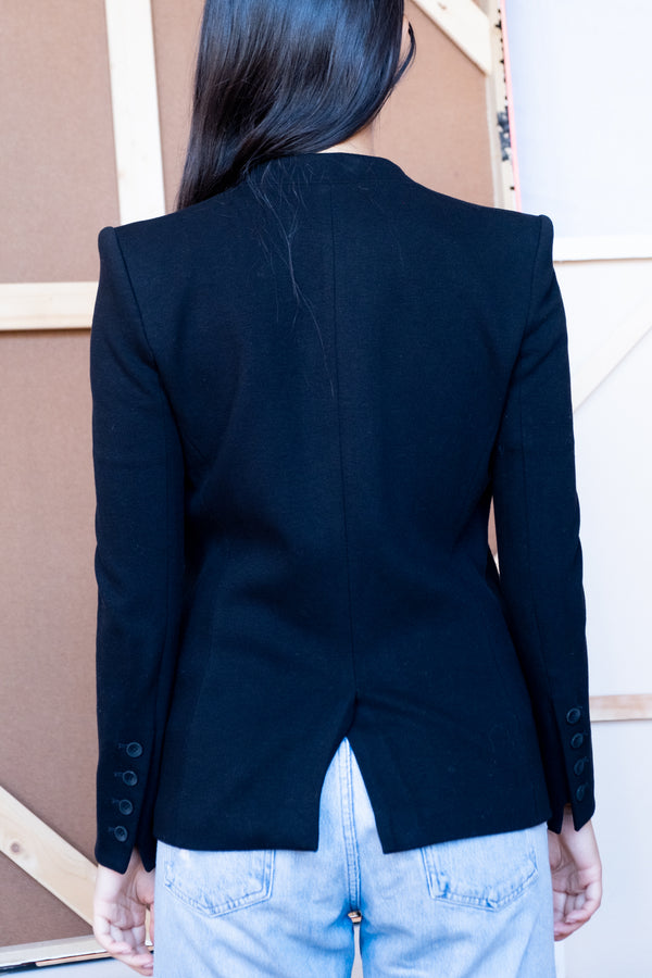 Helmut Lang Single Breasted Blazer