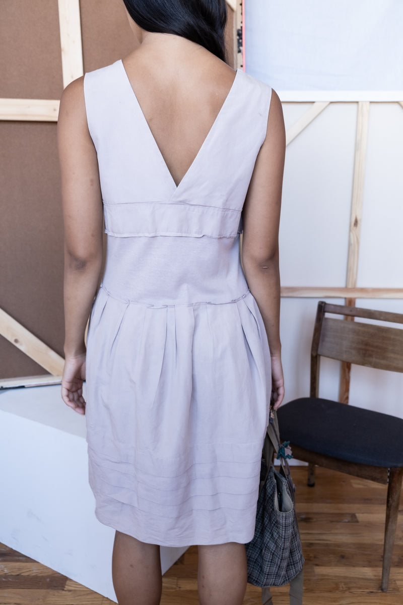 Marni Sleeveless Pink Dress