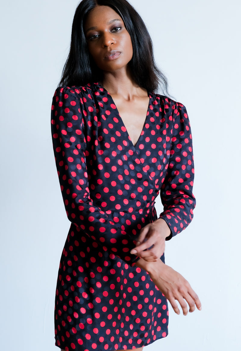 Re/ Done Silk Polka Dot Dress| New with tags (est. retail $595)