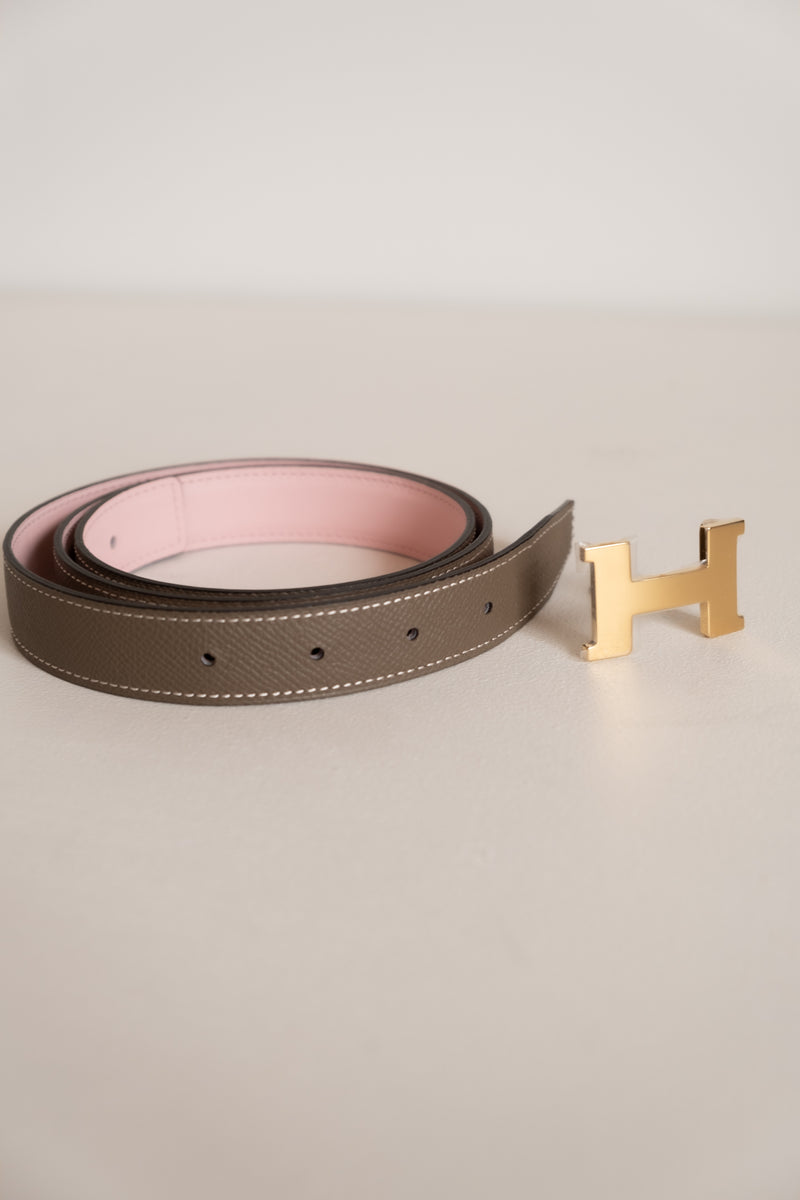 Hermes Constance Reversible 85 Belt Kit | New with box