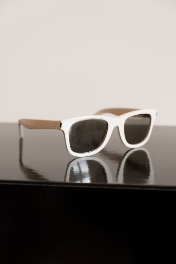 Saint Laurent SL 51 Wayfarer Sunglasses | (est. retail $365)