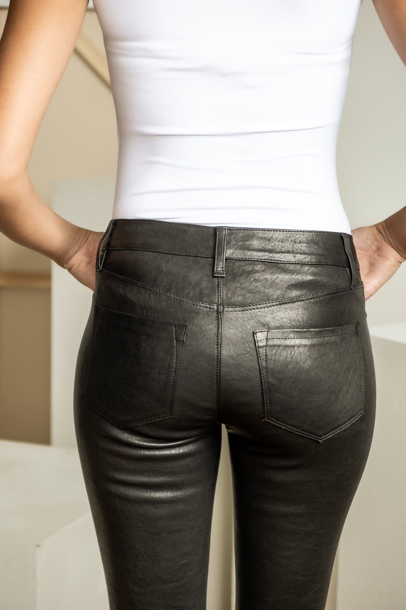 J Brand Leather Pants | new with tags (est. retail $998)