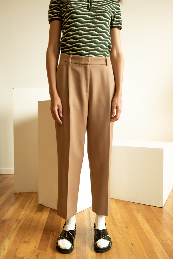 See by Chloe Wool Trousers