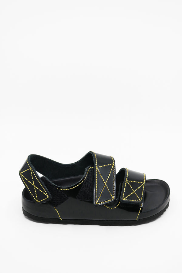 Proenza Schouler x Birkenstock Leather Sandals