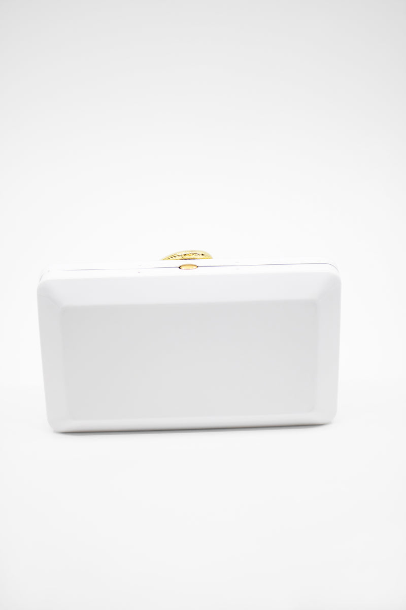 Kilian 'Dawn Snake' Clutch (Est. retail $81)
