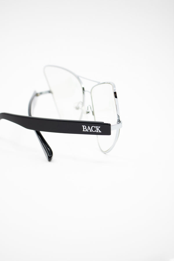 Linda Farrow x Back Cat-Eye Glasses | With case and box