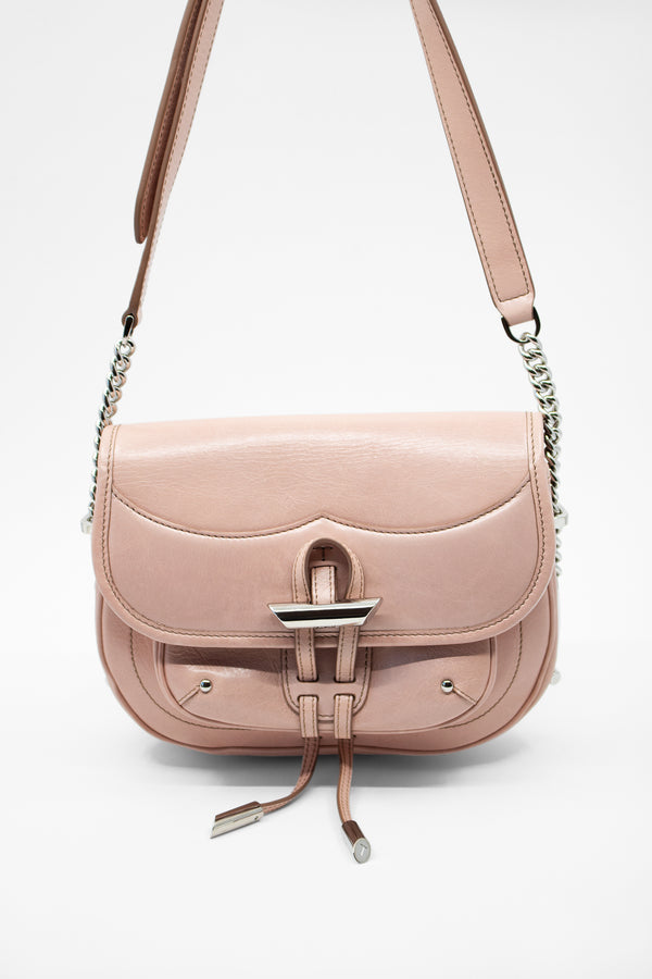 Tod's Pink 'Micro' Cross Body (Est. retail $1,725)
