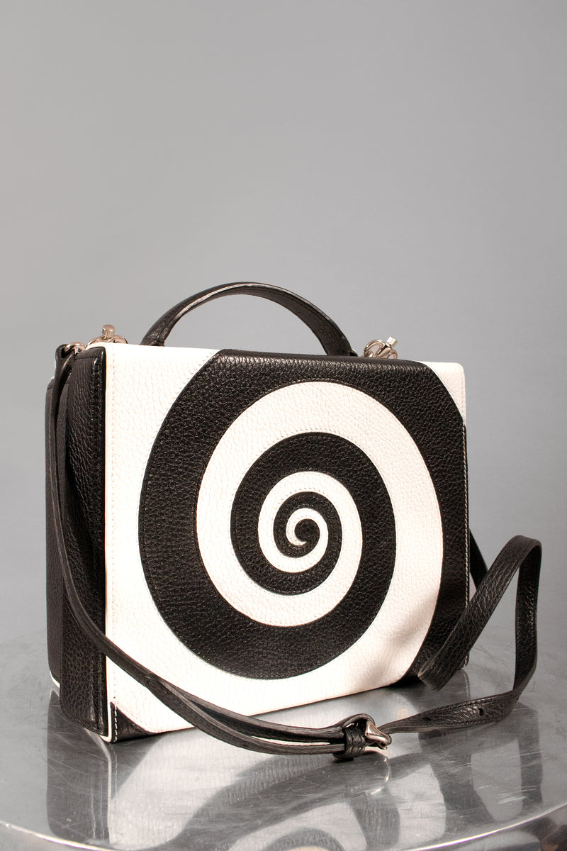 Mark Cross Large Grace Box Bag ( Est. Retail $2,695)